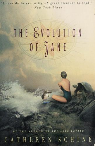 The evolution of Jane by Cathleen Schine