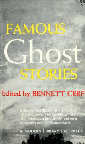 Famous ghost stories.
