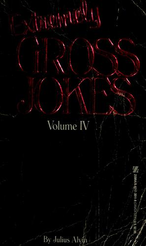 Extremely gross jokes by Julius Alvin