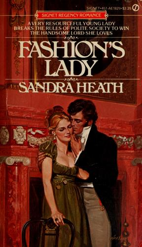 Fashion's Lady by Sandra Heath
