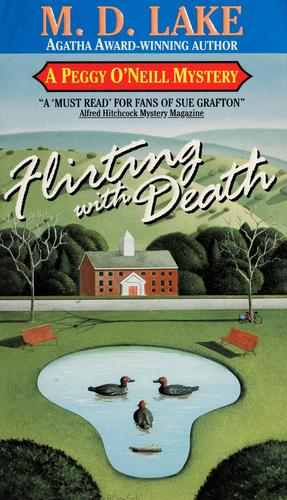 Flirting with death by M. D. Lake