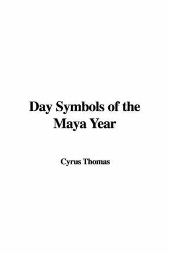 Day Symbols of the Maya Year