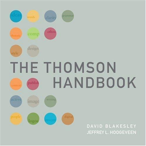 The Thomson handbook by