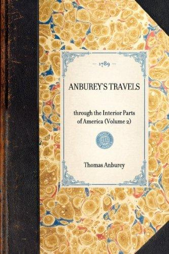 Anburey's Travels by Thomas Anburey