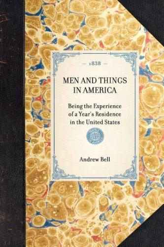 Men and Things in America