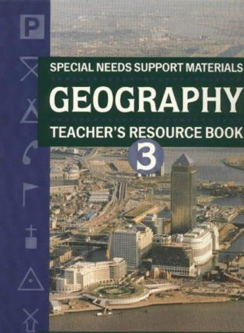 Geography Special Needs Support Materials (People & Places)