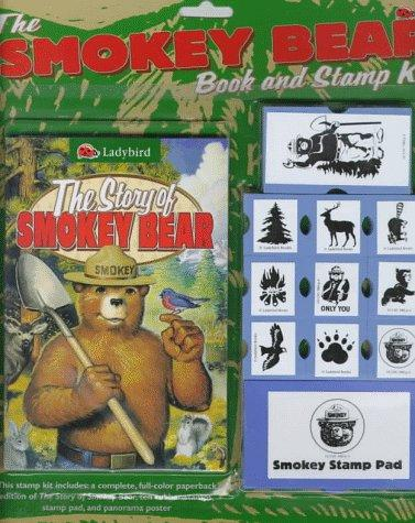 The Smokey Bear Book and Stamp Kit by Unauthored