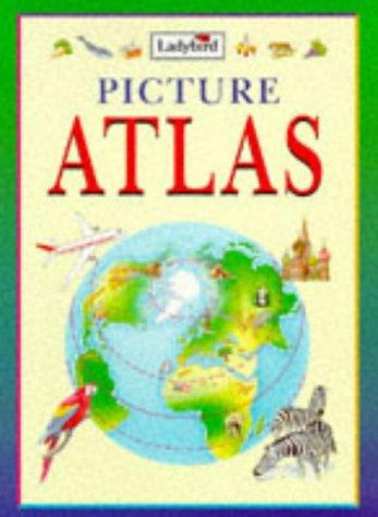 Picture Atlas (Large Reference Books) by Niall Macmonagle