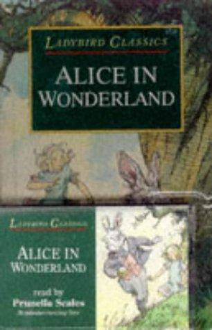 Alice in Wonderland (Classic Collections) by Prunella Scales