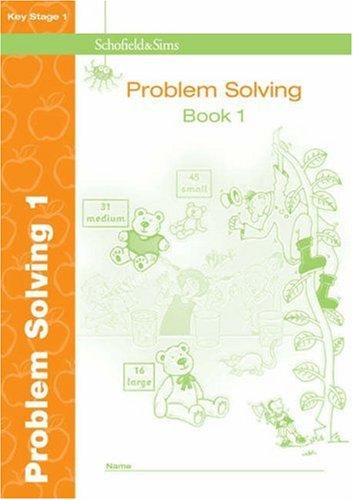 Key Stage 1 Problem Solving by Paul Martin