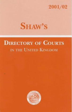 Shaw's Directory of Courts in the United Kingdom