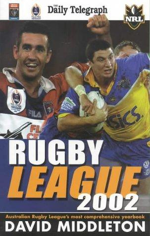 National Rugby League by David Middleton