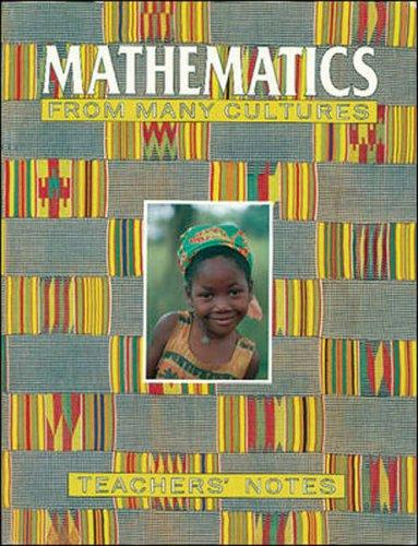 Maths from Many Cultures Big Book, Year 1, Level B (B06) by Calvin Irons