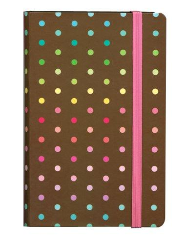 Chocolate Dots Pocket Size Journal by Galison/Mudpuppy