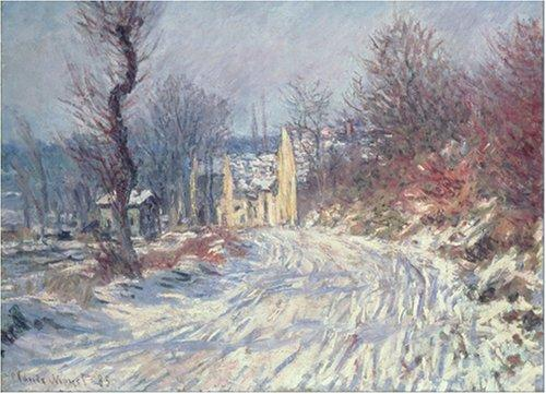 Monet's Road to Giverny Holiday Cards by Galison/Mudpuppy