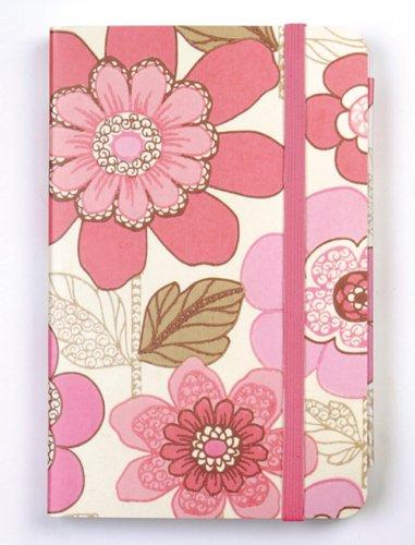 Pink Wallfower Journal by Galison/Mudpuppy