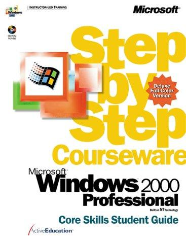 Microsoft Windows 2000 by ActiveEducation