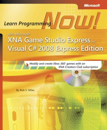 Microsoft XNA Game Studio 2.0 by Rob S. Miles