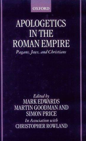 Apologetics in the Roman Empire by