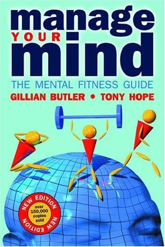 Manage your mind by Gillian Butler