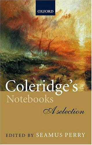 Coleridge's notebooks by