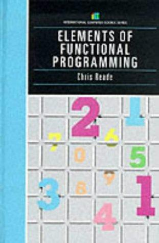 Elements of functional programming by Chris Reade