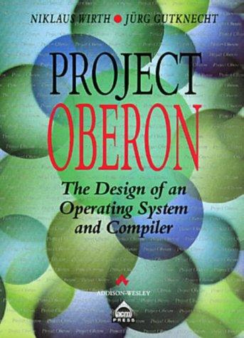 Project Oberon by Niklaus Wirth