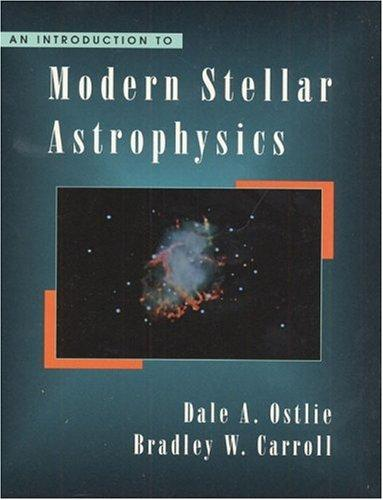 Image 0 of An Introduction to Modern Stellar Astrophysics