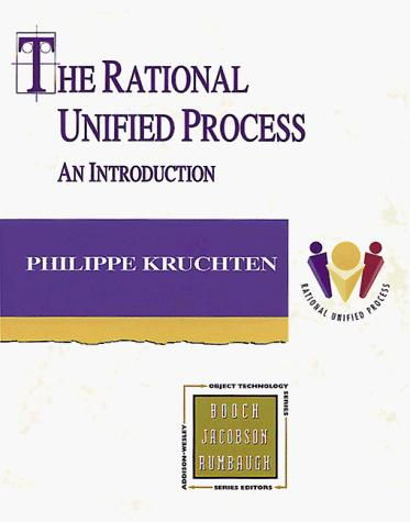The Rational Unified Process by Philippe Kruchten