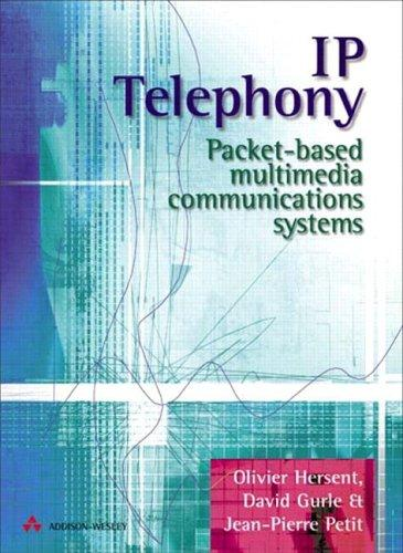 IP Telephony by Jean-Pierre Petit