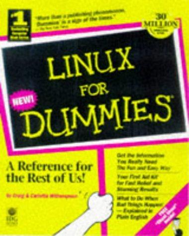 Linux for dummies by