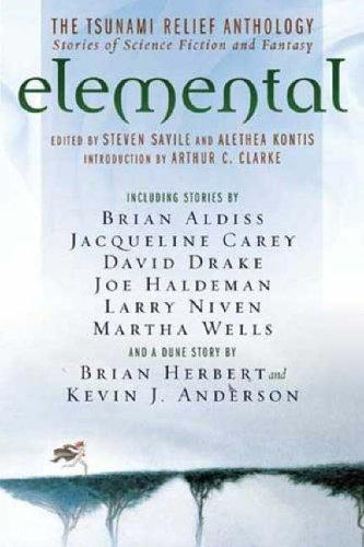 Elemental: The Tsunami  Relief Anthology by Steven Savile, Alethea Kontis