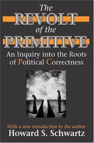 The Revolt of the Primitive by Howard Schwartz