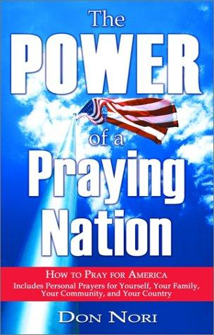The Hope of the Nation That Prays by Nori Don