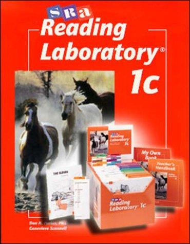 SRA Reading Laboratory 1c by Sra