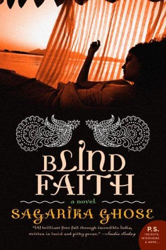 Blind Faith by Sagarika Ghose