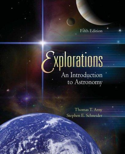 Explorations by Thomas T Arny