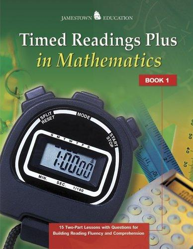 Timed Readings Plus in Mathematics