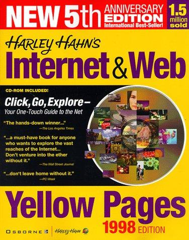 Harley Hahn's Internet & Web Yellow Pages