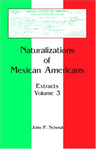 Naturalizations of Mexican Americans