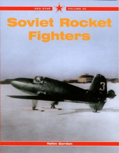 Soviet rocket fighters by