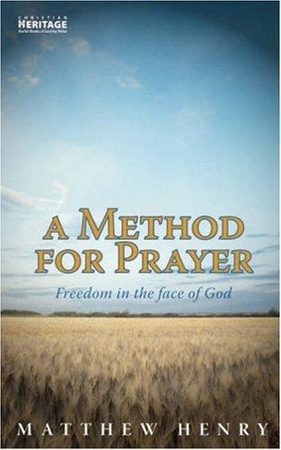 Method for Prayer