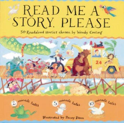 Read Me a Story, Please by Wendy; Dann, Penny Cooling