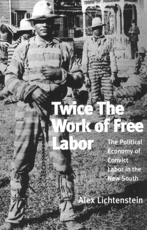 Twice the Work of Free Labor by Alex Lichtenstein