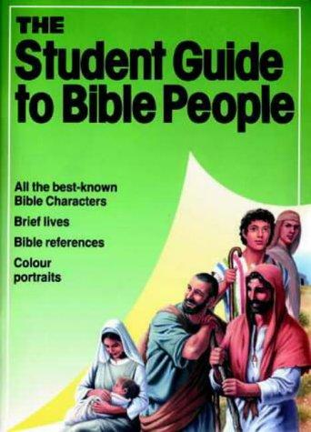 People of the Bible (Essential Bible Reference) by Robert Backhouse