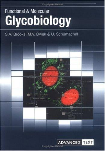 Functional and Molecular Glycobiology (Bios Series Advanced Texts) by Dr Susan Brooks