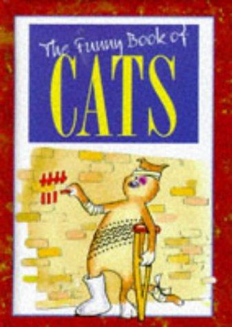 The Funny Book of Cats by B. Hale