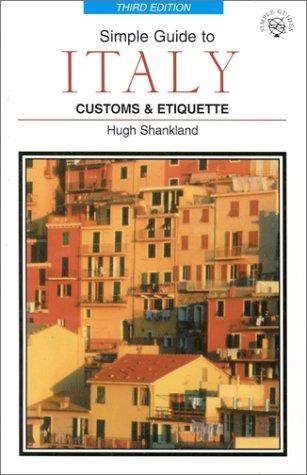 Simple Guide to Italy by Hugh Shankland