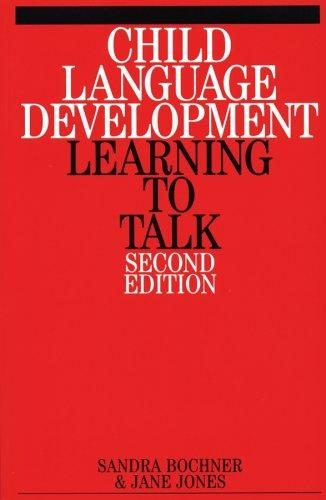 Child language development by