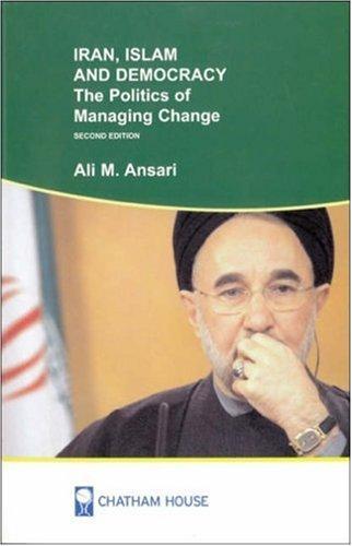 Iran, Islam, and Democracy